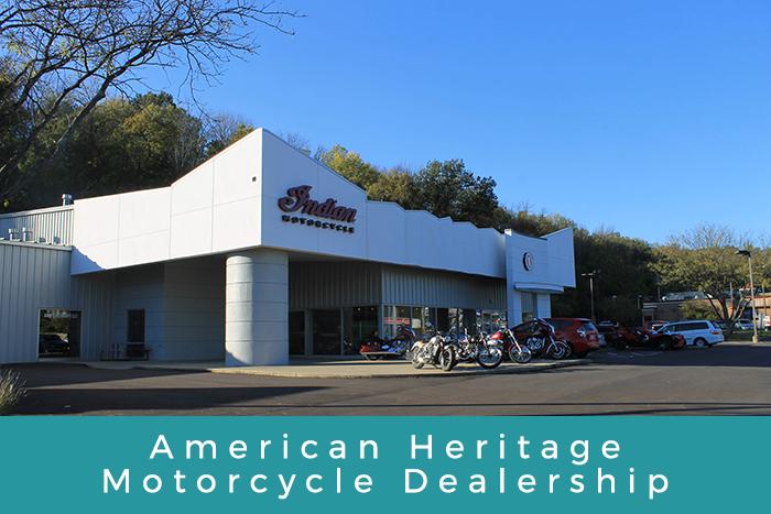 "<span class=""dojodigital_toggle_title"">American Heritage Motorcycle Dealership</span>"